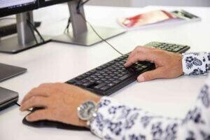 Pensioensupport aan het werk