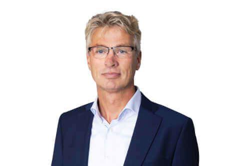 Portret Wim Hoogendoorn